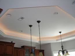 tray lighting ceiling. Tray Ceiling Lighting Living Room Idea