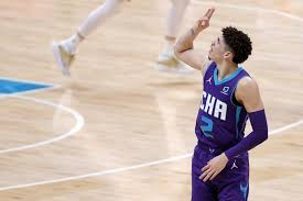 Yeah we barely called plays out there tonight, we all want to share the ball and make plays for ourselves and others. Charlotte Hornets Lamelo Ball Becomes Youngest Player In Nba History To Record A Triple Double
