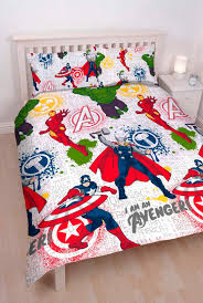 marvel avengers mission rotary double duvet 2