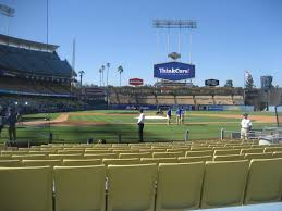 Dodgers Seating Chart With Rows Los Angeles Dodgers Seating Guide Dodger Stadium