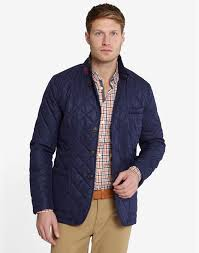 mens quilted jacket navy>>barbour chelsea sportsquilt jacket & mens quilted jacket navy Adamdwight.com