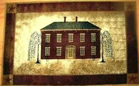 primitive area rugs star rug wonderful endearing kitchen barn phenome large primitive area rugs