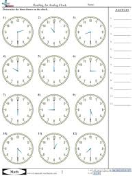 Time Worksheets further Telling time worksheets for 1st grade further Analog Clock Worksheets Free Worksheets Library   Download and further Telling Time Worksheets further Telling Time Worksheets   O'clock and Half past together with Time Worksheets   Time Worksheets for Learning to Tell Time further Quality Pre made Math Worksheets   Counting   Write missing additionally  besides Telling time worksheets for 1st grade additionally Telling Time Worksheets   O'clock and Half past furthermore Time Worksheets   Time Worksheets for Learning to Tell Time. on math clock worksheets