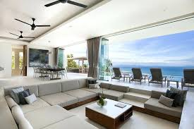 modern tropical furniture. Modern Tropical Furniture Villa 6 With An Enormous Sparkling Pool Bedroom N