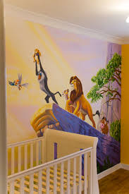 40 lion king wall art wall decal awesome lion king nursery wall decals baby swinkimorskie org