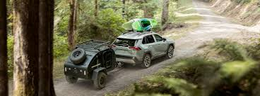 Venza Towing Capacity Chart What Are The 2019 Toyota Rav4 Towing And Payload Specs