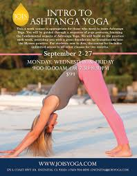 intro to ashtanga yoga encinitas sept