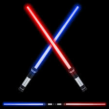 Saber Ii Light Feroxo Led Light Saber Glow Sword 2 In 1 Fx Double Bladed Dual Sabers With Sound And 4 Color Light Sword For Kids