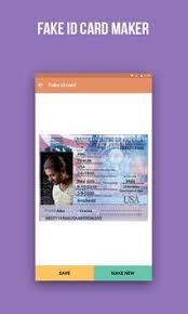 Us Android Id Download Fake Passport - Maker For Apk