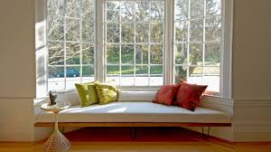Amusing Bay Window Bench Seat Cushion Pictures Inspiration