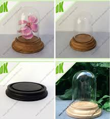 china bell jar small glass dome with wood base taxidermy glass erfly dome display tall decorative clear glass bell jar dome china glass dome
