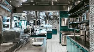 Is This the Most Technologically Advanced Restaurant Kitchen in the