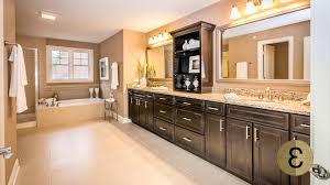 Brown Ceramic Wall Tiles As Bath Wall Decor Master Bathroom Design