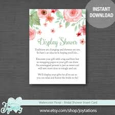 Amazoncom 48 Grey Yellow Elephant Bring A Book Baby Shower Card Display Baby Shower Wording