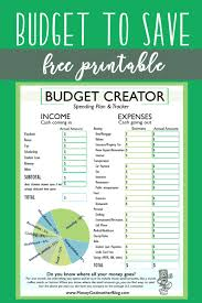 Save Your Family Money How To Make A Simple Family Budget