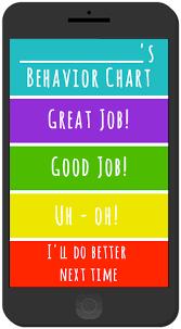Charts Classroom Behavior Clipart Full Size Clipart