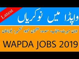 New Jobs Wapda Jobs 2019 Water And Power Development Authority Government Jobs In Pakistan New