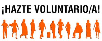 Resultado de imagen de voluntario