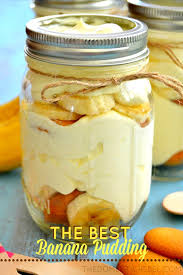 this banana pudding truly is the best such an easy recipe that yields a creamy