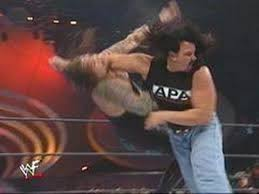 Best Clothesline From Hell WWE Bradshaw Clothesline From Hell Compilation YouTube 7