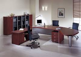 home office furniture contemporary. Fine Contemporary Fancy Contemporary Executive Office Desks Home Furniture  Best Design For Your Intended I