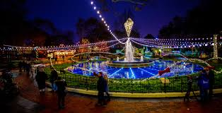 Lights At Franklin Square Holiday Weekend Picks Christmas In Philly Holiday Shows