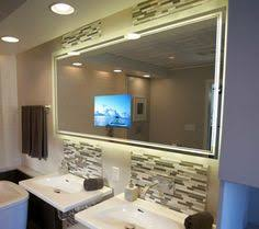 seura produces their own mirrors for their own proprietary tv s designed to pletely vanish into the