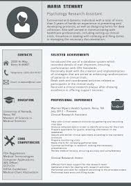 Good Looking Resumes Nice looking resume template best of formats for resumes awesome 15