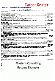Resume, Cv And Guides | Student Affairs