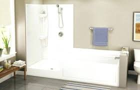 aquatic tub shower tubs in showers image of walk in tubs and showers ideas aquatic tub aquatic tub