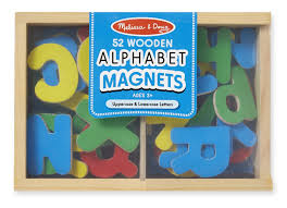 fabric covered wooden letters 9 melissa doug deluxe magnetic letters and numbers set idea towards