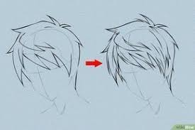 They knew how to draw people and tweaked it and developed their own style and their own identity. 6 Ways To Draw Anime Hair Wikihow Drawings How To Draw Anime Hair Manga Drawing Anime Hair