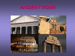 Интегрированный урок английского языка и истории на тему Древний  Презентация к уроку