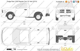Dodge Ram Dimensions 2014 - Car Autos Gallery
