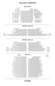 opera house wellington seating plan lovely the palace theatre seating plan there are approximately 1400 seats