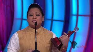 Bharti Singh wins Favorite TV Comedy ...