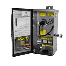 article low voltage layout guide volt lighting volt® clamp connect low voltage transformers