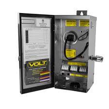 article low voltage layout guide volt lighting voltacircreg clamp connect low voltage transformers