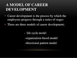 Career Planning And Management 1