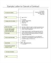 Sample Cancellation Of Services Letter Template Best Of Amazing Gym