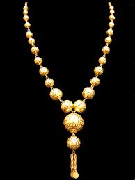 gold masbaha 21k necklace 1802
