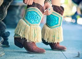 boot rugs crochet boho blue jeans and roses dsc 8394