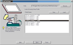 Autocad Xp Scale Chart Working In Metric Units