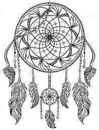эскизы ловцов снов значение татуировки с ловцом снов