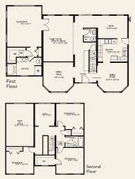 Great 2 Story 4 Bedroom Floor Plans New 2 Story House Plans Index Wiki 0