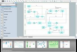 Excel Flowchart Template Shatterlion Info