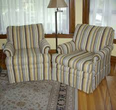 Striped Living Room Chair Kl Upholstery Minneapolis Upholstery Custom Upholstery Mn St Paul