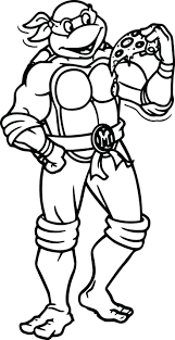 Small Picture Amazing Cool Ninja Turtle Cartoon Coloring Pages Check More At