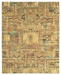 large rustic area rugs log cabin