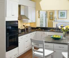 white shaker kitchen cabinets. Alpine White Shaker Style Kitchen Cabinets By Homecrest Cabinetry
